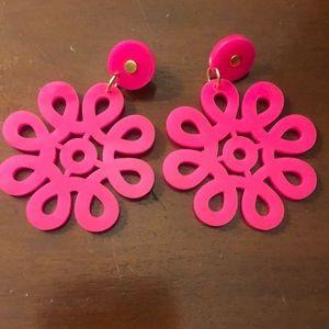 Lisi lerch Cameran acrylic hot pink